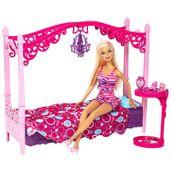 Boneca-Barbie-Real-com-Moveis-de-Quarto-da-Mattel