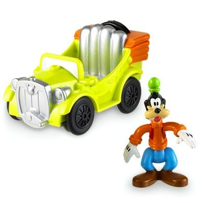 Fisher-Price---Veiculo-Mickey-Mouse-Club-House-Pateta-e-seu-Carro---T3220