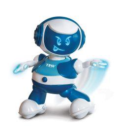Disco-Robo-Azul-Estrela