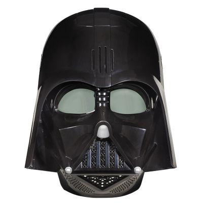Máscara Eletrônica Darth Vader réplica Star Wars Hasbro