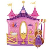 BDJ57-Princesas-Disney-Salao-da-Rapunzel-Mattel