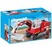 Playmobil-City-Action---Escavadeira---5282