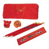 Kit-Escolar-Furby---7-itens---Vermelho---Conthey
