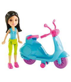 Motocicleta-Scooter-da-Crissy-Azul-Mattel