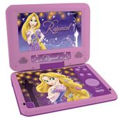 DVD-Player-Compacto---Rapunzel---Tectoy