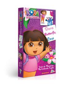 2101---Dora-a-Aventureira---Jogo-de-Memoria---Aprendendo-Ingles---Embalagem