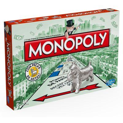 Jogo-Monopoly-Com-pecas-de-Metal---Hasbro