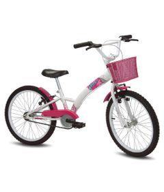 Bicicleta-Smart---Aro-20---Branco-e-Pink---Verden-Bikes