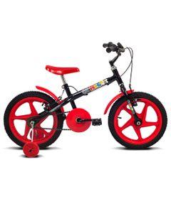 Bicicleta-Rock---Aro-16---Preto-e-Vermelha---Verden-Bikes