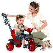 233-Triciclo-Veloban-Passeio-Vermelho-Bandeirante