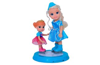 Bonecas-Disney-Frozen---Anna-15-cm---Elsa-10-cm---Sunny