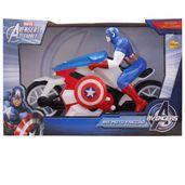 Motocicleta-Avengers---Capitao-America---Yellow