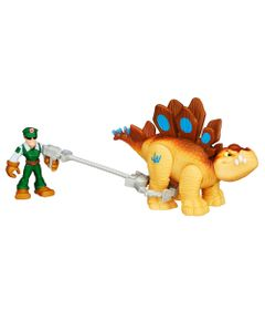 Figura-Jurassic-World---Dinossauro-Stegosaurus-e-Cacador---Playskool-Heroes---Hasbro-1