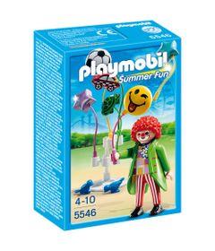 1055-Playmobil-Parque-de-Diversoes-Palhaco-com-Balao-5546