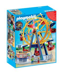 1048-Playmobil-Parque-de-Diversoes-Roda-5552-Gigante