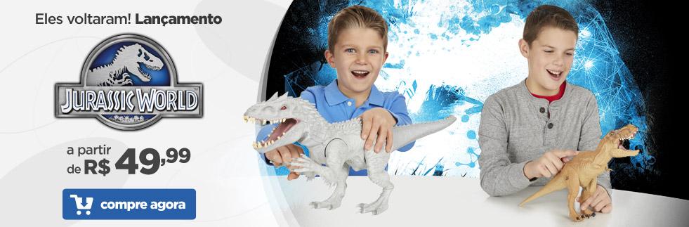 Banner 4 - Jurassic World