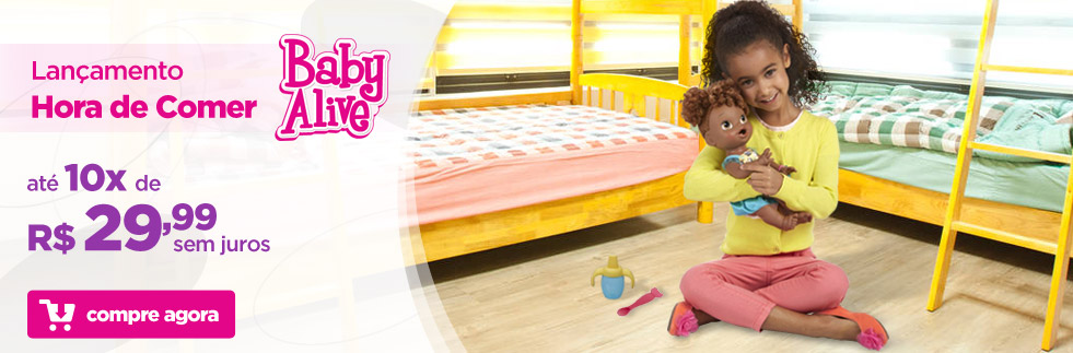 Banner 1 - Baby Alive