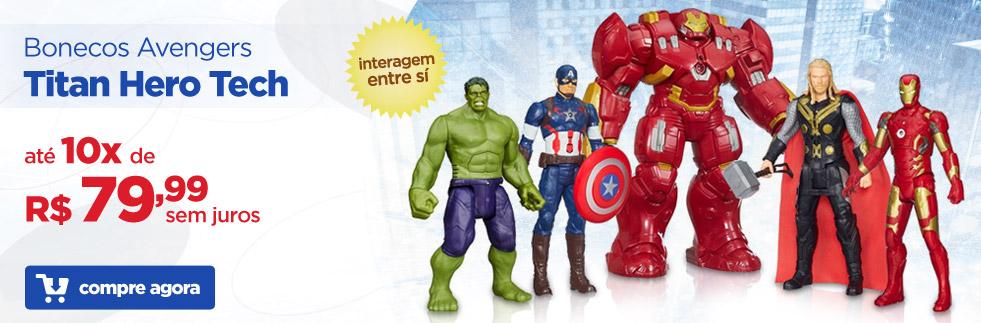 Banner 3 - Avengers
