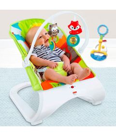 Kit-Cadeirinha-Amigos-do-Bosque---Mordedor-Sailboat-Teether---Fisher-Price