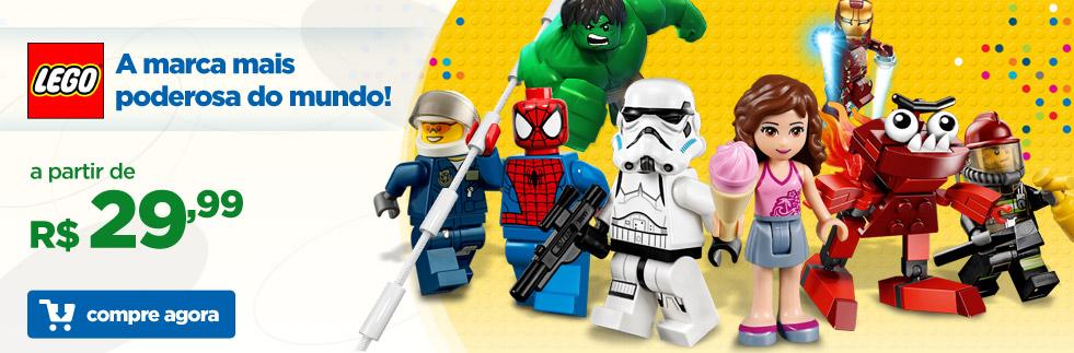 Banner 6 - LEGO