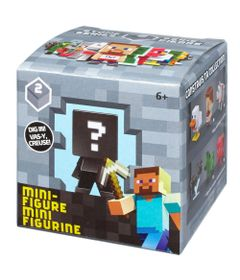 Mini-Figura-Surpresa---Minecraft---Mattel