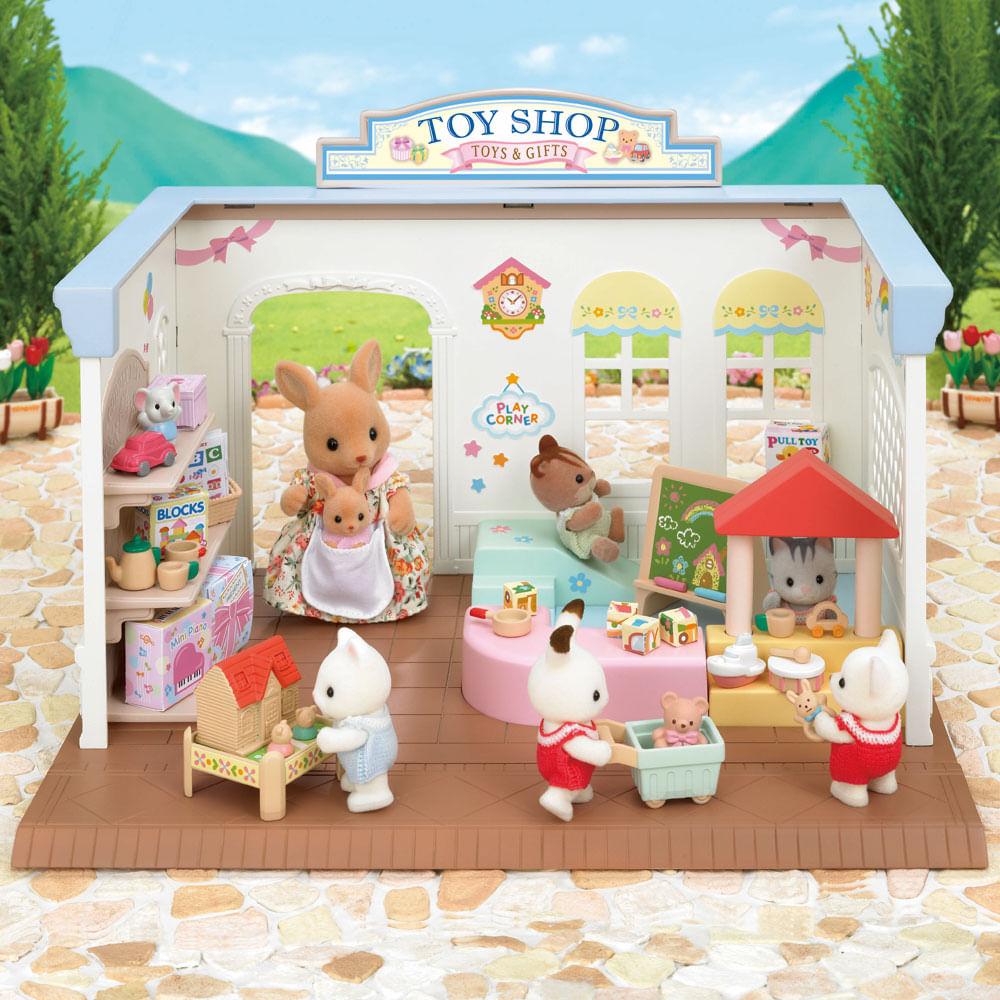 Sylvanian Families - Loja de Brinquedos - Epoch