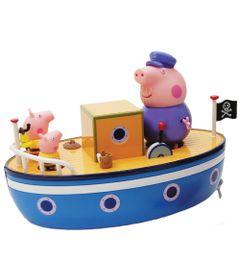 Playset-Peppa-Pig---Barco-do-Vovo---Estrela