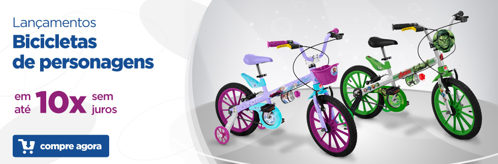 Banner 5 - Bicicletas