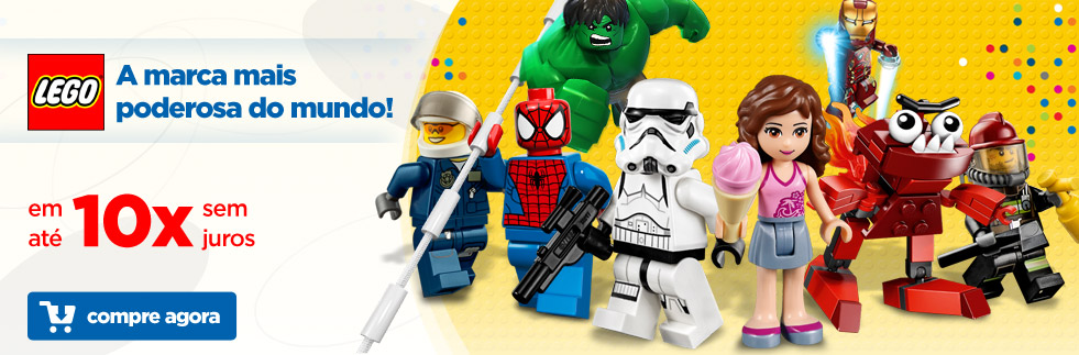 Banner 1 - LEGO