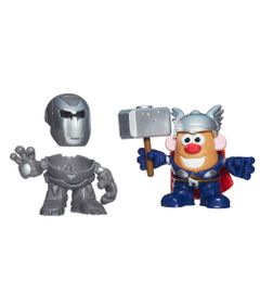 Mini-Boneco-Mr.-Potato-Head---Marvel---Thor-e-Iron-Man---Hasbro-1