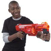 Lanca-Dardo---Nerf-Mega---Rotofury---Hasbro