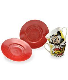 Jogo-de-Cafe---02-Xicaras---Mickey---Vermelho---Mabruk