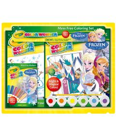 Kit-de-Pintura---Color-Wonder-Disney-Frozen---Crayola