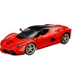 Carro-de-Controle-Remoto---Ferrari-La-Ferrari---1-12---Multikids