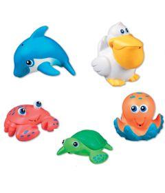 Brinquedo-de-Banho---Bichinhos-do-Lago---5un---Munchkin