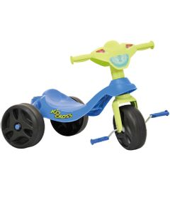 Triciclo-Kid-Cross---Azul---Bandeirante