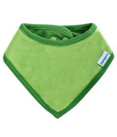 Babador-Bandana---Verde---KaBaby