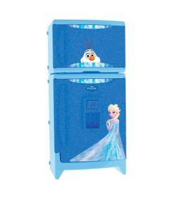 Refrigerador-Duplex-com-Som---Disney-Frozen---Xalingo