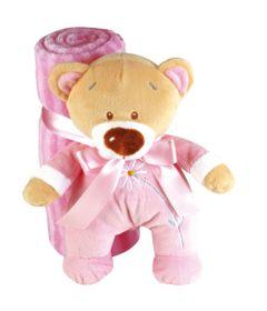 Pelucia---Ursinho-Flower-com-Manta-Rosa---Buba