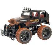 Carro-de-Controle-Remoto---Mud-Slinger---Jeep---Preto---Yes-Toys