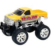 Carro-de-Controle-Remoto---Ram-Amarela---1-24---27MHz---Yes-Toys