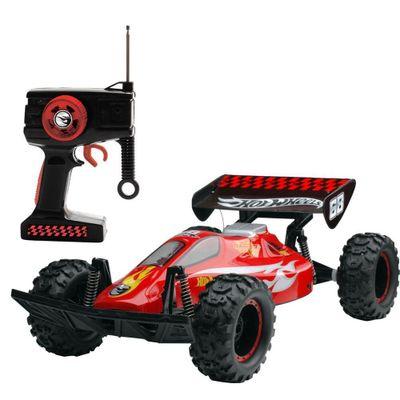 Carrinho-de-Controle-Remoto---Serie-Garagem-S-A---Striker-Vermelho---Candide