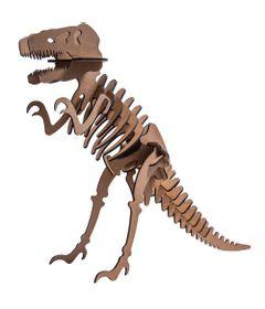 Quebra-Cabeca-3D---Dinossauro---Tiranossauro-Rex---36-Pecas---Pasiani-Brinquedos
