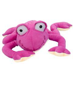 Pelucia-Sapo-Colorido---Rosa---25-cm---Bee-Me-Toys