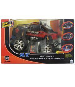 Carro-de-Controle-Remoto---Dodge-Ram-Vermelha---27MHz---Yes-Toys