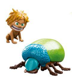 Figura-Basica---10cm---Disney---O-Bom-Dinossauro---Spot-e-Giang-Beetle---Sunny
