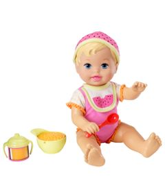 Boneca-Little-Mommy---Momentos-do-Bebe---Hora-de-Papar---Mattel