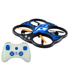 Quadricoptero-de-Controle-Remoto---Smart-Drone-H18---Azul---Candide