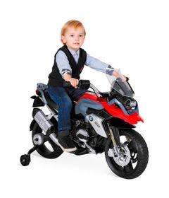 Moto-Eletrica-12V---BMW-GS---Vermelha---Bandeirante