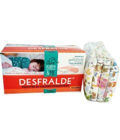 Protetor-de-Colchao-Descartavel-e-Absorvente---4-Unidades---Baby-And-Me